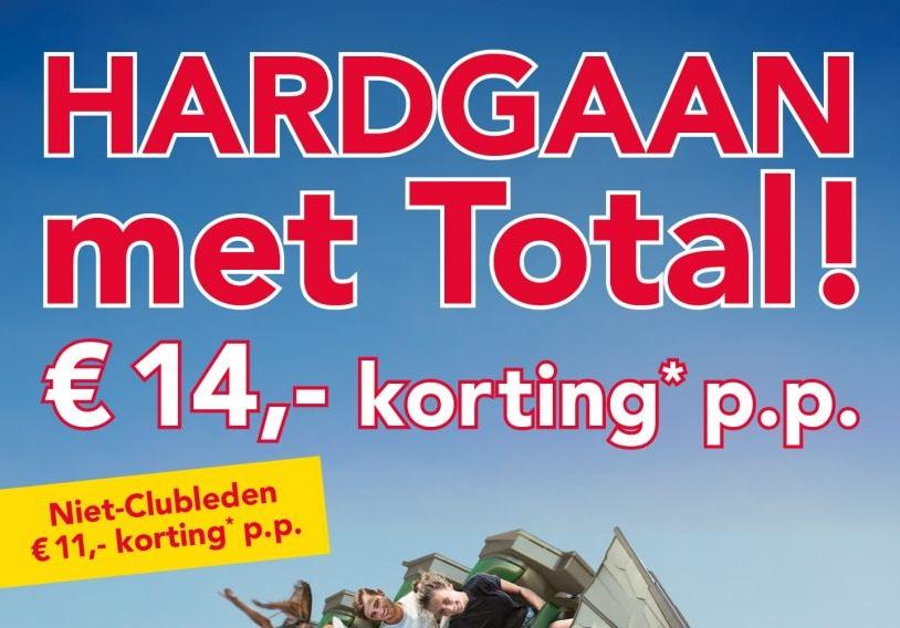 Hard gaan met Total!